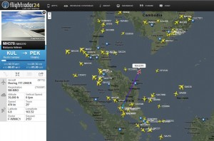 MH370 Radar24