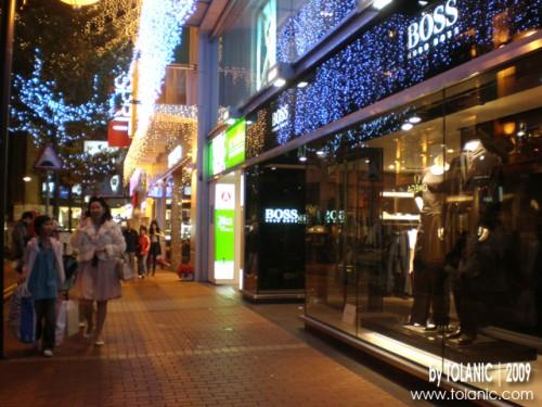 Hugo Boss Hong Kong