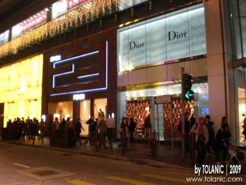 Fendi Hong Kong