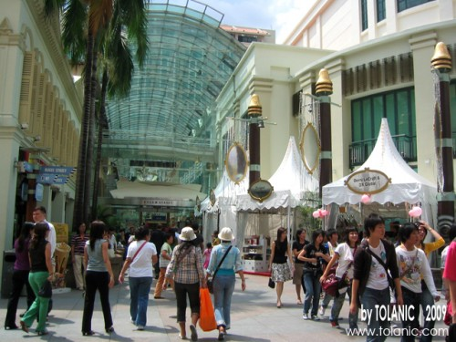 Bugis Junction Singapore