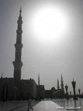 Medina al-Masjid al-Nabawi