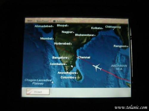 Kuala Lumpur to Abu Dhabi