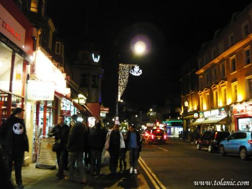 Queensway London