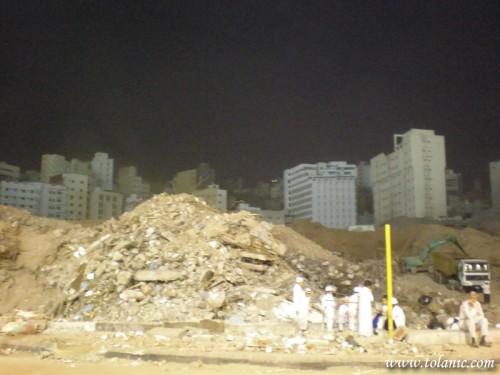 Makkah is under construction